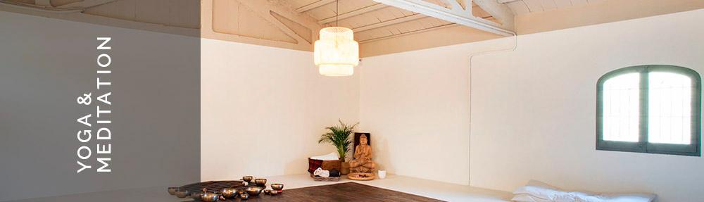 Sa Garrofa - Begur | Restaurante, Yoga, Meditación, Eventos | Costa Brava