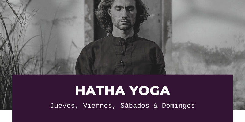 Hatha Yoga | Emilio | Sa Garrofa | Begur - We are greenery
