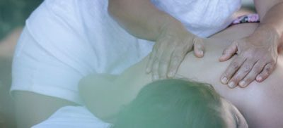 Massages, chronic ailments and energy unblocking