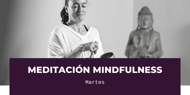 Meditación Mindfulness | Marta Puig | Sa Garrofa | Begur - We are greenery