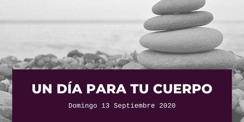 Un día para tu cuerpo - Sa Garrofa - Domingo 13 Septiembre 2020