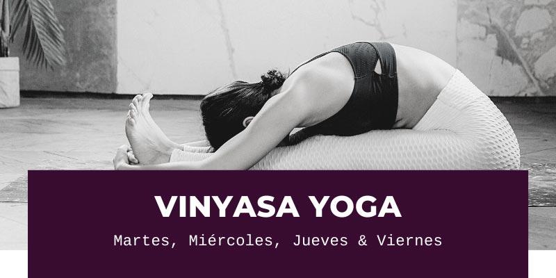 Vinyasa Yoga | Beatriz | Sa Garrofa | Begur - We are greenery